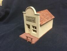 Comstock Gazette - OLD WEST - HO-301 - Easy to build HO Scale kit by Randy Brown