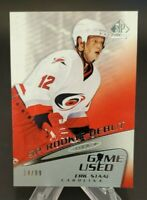 2003-04 Upper Deck SP Game Used #84 Eric Staal RC 14/99