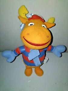 "Backyardigans 2006 Mattel Fisher Price Tyrone plush 9"" ."