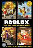 Roblox Top Role-Playing Games by Official Roblox (English) Hardcover Book