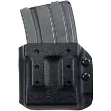 Black Scorpion Gear Ambi Sporting Rifle OWB Kydex Magazine Pouch 5.56 | .223