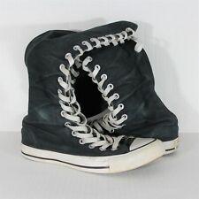 Converse All Star Knee High Zip Canvas XXHi Shoes 1V708 Womens 7 F508