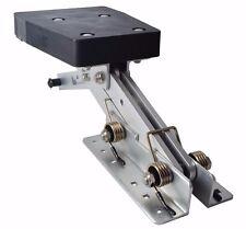 Outboard 2Stroke Kicker Motor Bracket 7.5hp-20hp for Heavy Duty Aluminium Marine