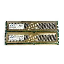OCZ OCZ2G8004GK (2x2GB) 4GB Gold Edition PC2 6400 800MHz Memory