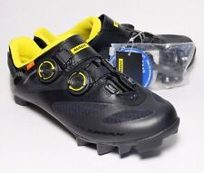 New Mavic Crossmax SL ultimate Cycling shoe BLK/Yellow Unisex Size (M 6.5/W 7.5)