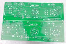 1set stereo 6SN7 6N8P*4 +6X5/5Z4P tube pre amp DIY bare board