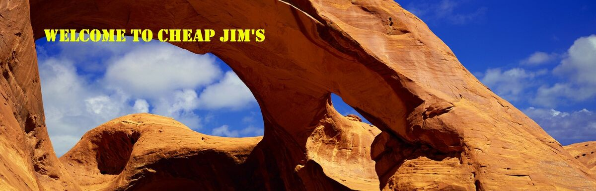 Cheap Jim's Store