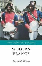 NEW - Modern France: 1880-2002 (Short Oxford History of France)