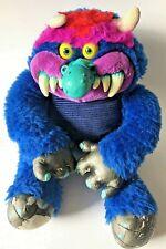 "Vintage 1985 My Pet Monster Stuffed Animal Plush Toy 24"" no cuffs"