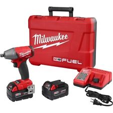 Milwaukee 2755-22 M18 FUEL 1/2-Inch Impact Wrench Kit
