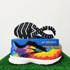 Brooks Launch 7 Rock N Roll Tie Dye Running Shoes 1103241D913 Size 10