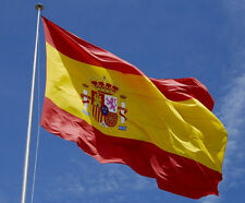 3'x5' High Quality Flag World Country National Polyester Spain Garden Decor