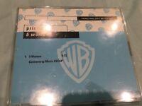 *Prince 5 Women Rare CD New Symbol Rare Collectors Item Tour*