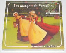 ROMAN A ECOUTER LES ORANGERS DE VERSAILLES COFFRET 2 CD