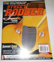 Street Rodder Magazine Rodding's Next Great Super Rod October 2000 080914R