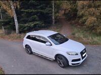 Audi Q7 2012 4.2 TDI V8 Quattro SLINE PLUS edition