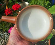 HANDLE HEATH vtg mcm studio table art pottery bowl edith california stoneware
