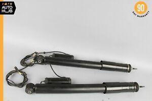 03-11 Mercedes W219 CLS500 E550 Rear Left and Right Shock Strut Absorber Set OEM