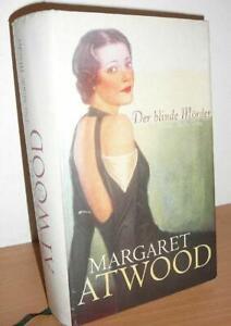 Atwood, Margaret  -  Der blinde Mörder