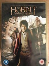 THE HOBBIT: AN UNEXPECTED JOURNEY ~ 2012 Peter Jackson JRR Tolkein Epic UK DVD
