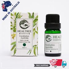 Healtree Eucalyptus Australian Essential Oil 10ml 100 Pure Natural Purify Air