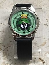 MARVIN THE MARTIAN WATCH - NOS - NEW BATTERY -  FREE SHIPPING!