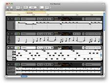 Aria Maestosa (Midi Sequencer/Editor Compose/Edit/Play Midi Files) PC/Mac USB