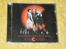 CHICAGO music from Miramax motion picture, CD, 2002. Zeta-Jones, Zellweger, Gere