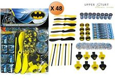 Batman Mega Mix Favour Pack 48 Pieces 8 Person Party Supplies