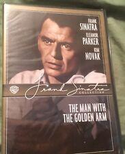 The MAN with the GOLDEN ARM (1955) Frank Sinatra Kim Novak Big Band Jazz