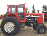 Massey Ferguson 1105 1135 1155 Tractors Shop Service Manual MF1105 1MF135 MF1155