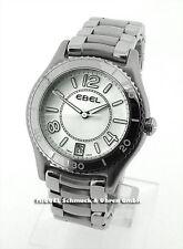 EBEL Armbanduhren im Luxus-Stil mit Datumsanzeige für Damen
