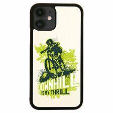 Downhill MOTOCICLISMO MOUNTAIN BIKE iPhone Funda 11 11Pro Max XS XR X