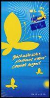 Schweiz Markenheftchen MiNr. 0-142 Ersttagssonderstempel (CH4025