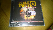Public Enemy - Beats and Places  (CD+DVD 2007)  Unrealesd Material New & Sealed