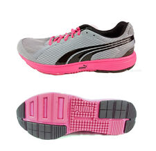PUMA DESCENDANT Sneakers W WOMENS Pinkgrey Black, Size US 6.5 EUR 37.5 BNIB Run