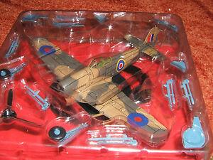 RAF WWII Hawker Typhon Mk Ib 451 Africa Egypt El Daba 43 diecast IXO 1:72 metal