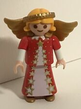 Playmobil Little Red & Gold Angel Figure