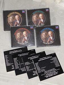Wagner Ring Solti Decca 15 CD Set