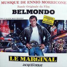 LE MARGINAL - MORRICONE ENNIO (CD)