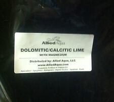 10 LB Dolomite Garden Lime Grade A Powder - compost worm bin flowers dolomitic