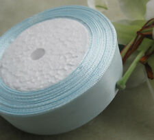 "25Yard(1roll) Mix Colors 1/4""-2""  Satin Ribbon DIY Craft Wedding D001-D182"