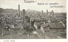 BOLOGNA - Veduta dall'osservatorio dell'Università.......Ed. C.A. Pini  Bologna