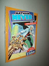 NATHAN NEVER - N. 1 A COLORI - IL SABATO