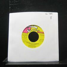 """Chevelle Franklyn - Sending You A Message From My Heart 7"""" VG Vinyl 45 1998"""