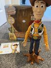 Thinkway Toys 64012 Toy Story Signature Collection Woody The Sheriff Doll