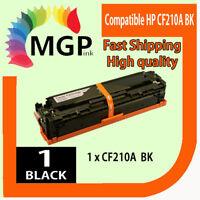 1x BLACK Toner Cartridge CF210X for HP Laserjet Pro 200 M251nw M276nw
