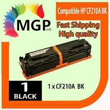 1x BLACK Toner Cartridge CF210X for HP Laserjet Pro 200 M251nw M276nw