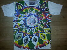 CH3 BUY ONLINE Yoga Men T Shirt Buddha Meditation Eye HIPPIE Hobo boho L MIRROR
