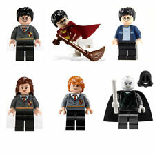 6 PCS Harry Potter Hermione Mini figures Building Bricks Toy Blocks fit Le-go